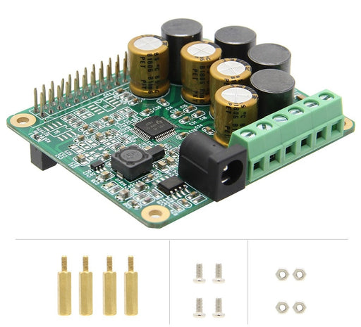 25W Class-D Power Amplifier HAT for Raspberry Pi from PMD Way with free delivery worldwide