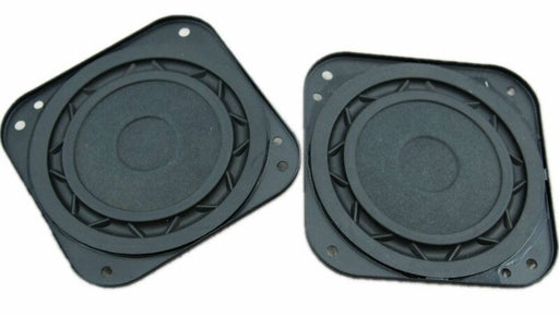 80mm 8 Ohm 15W Flat Speakers in packs of two from PMD Way with free delivery worldwide