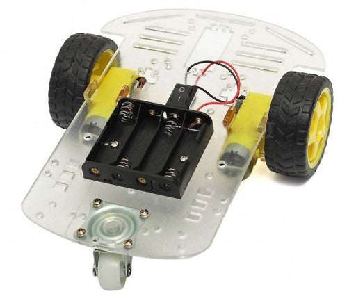 2WD Robot Vehicle Chassis for Arduino and more from PMD Way with free delivery worldwide