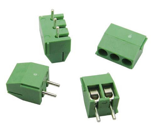 Universal PCB Screw Terminal Blocks Connector - 3.5mm Pitch from PMD Way with free delivery worldwide