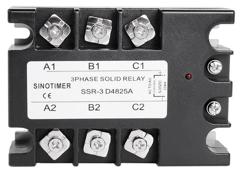 3 Phase Solid State Relay 10A DC-AC from PMD Way with free delivery worldwide