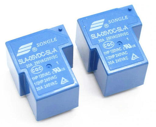 30A SPDT Relay - Two Packs from PMD Way with free delivery worldwide