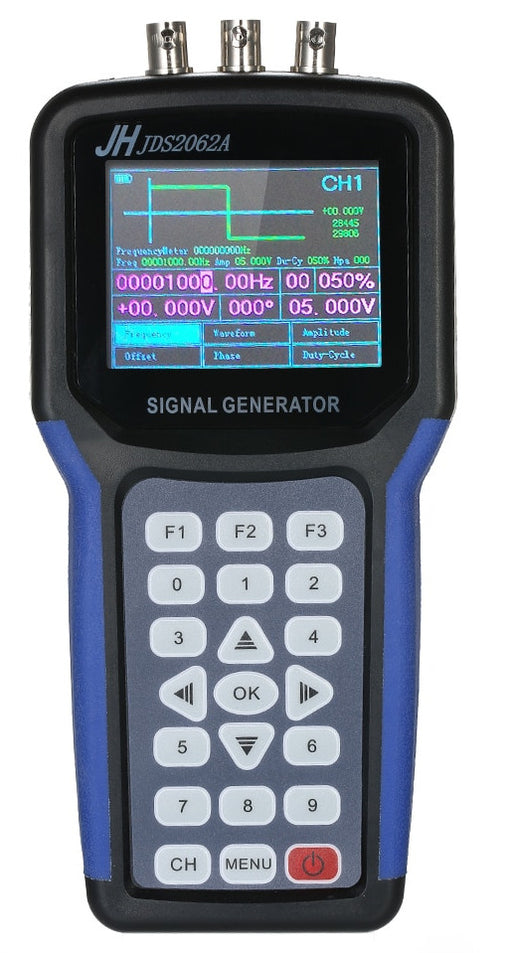 Two Channel Handheld 30MHz Function Signal Generator from PMD Way with free delivery worldwide