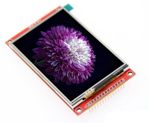 "3.5"" 320 x 480 ILI9488 TFT Color Touch LCD and SD Card Socket for Arduino MEGA from PMD Way with free delivery worldwide"
