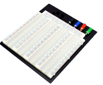 Huge 3220 Point Solderless Breadboard from PMD Way with free delivery worldwide