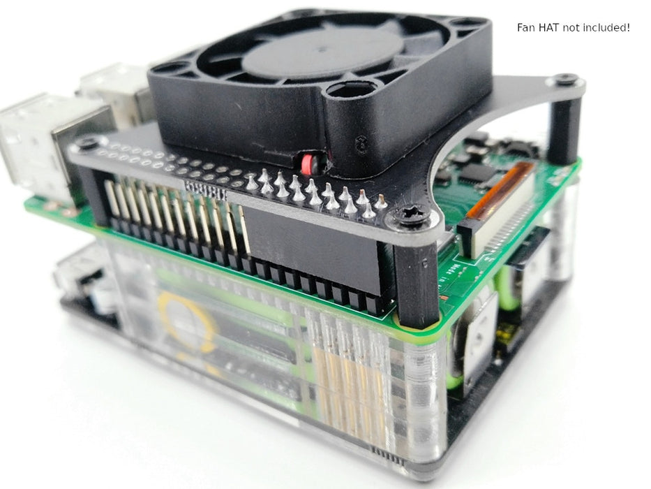 Give your Raspberry Pi 24/7 power with the 3400mAh UPS Uninterruptable Power Supply HAT for Raspberry Pi from PMD Way with free delivery, worldwide