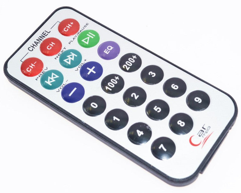 Compact 38 kHz Infra Red Remote Control for projects and more from PMD Way with free delivery worldwide