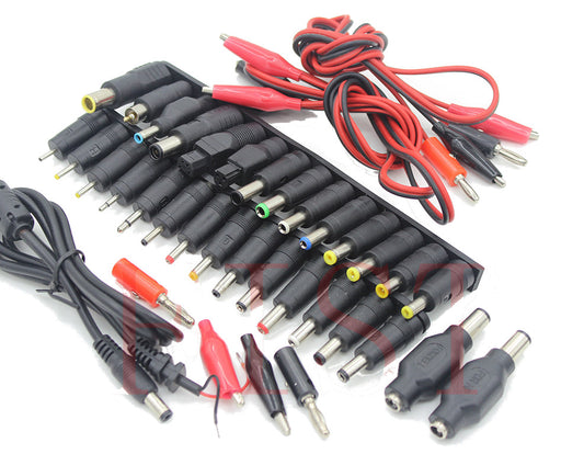 Useful 39 piece Universal DC Power Supply Adaptor Set from PMD Way with free delivery worldwide