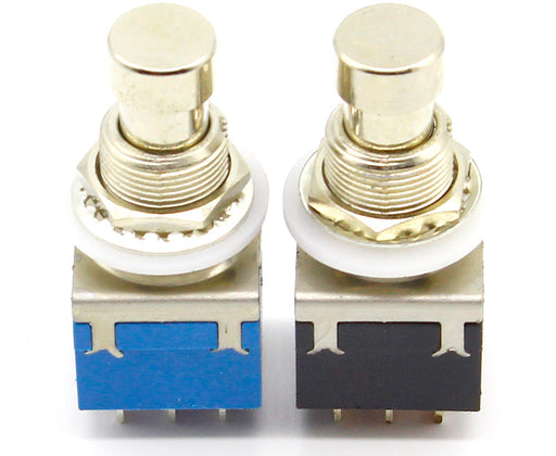 3PDT Push On-Push Off 3A 250VAC Foot Switch from PMD Way with free delivery worldwide