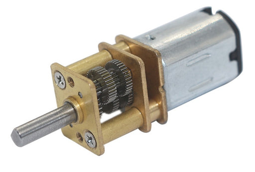 12mm Micro Gear Motors 3V from PMD Way with free delivery worldwide