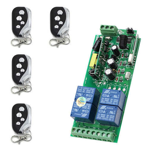 RF Wireless Remote Relay Boards from PMD Way