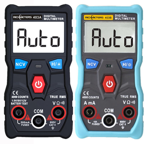 4000 Count True RMS Auto Ranging Digital Multimeter from PMD Way with free delivery worldwide