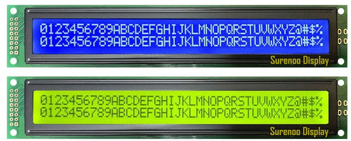 4002 Character LCD Modules  - 5 Pack