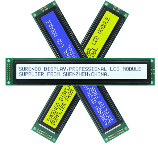 4002 Character LCD Modules from PMD Way with free delivery worldwide