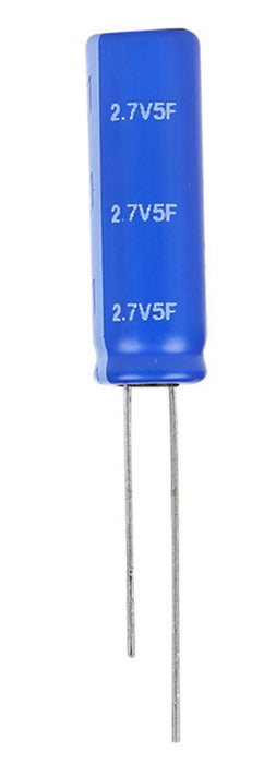Quality 5F 2.7V Super Capacitors in packs of ten from PMD Way with free delivery worldwide
