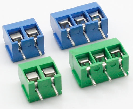 Universal PCB Screw Terminal Blocks Connector - 5mm Pitch from PMD Way with free delivery worldwide