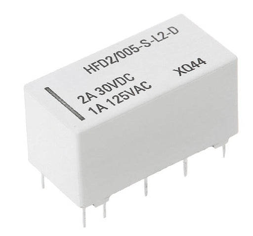 DPDT 5V Coil Bistable Latching Relay from PMD Way with free delivery worldwide