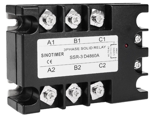 3 Phase Solid State Relay 60A DC-AC from PMD Way with free delivery worldwide