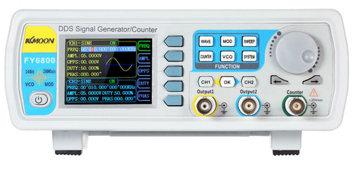 60MHz Dual Channel DDS Signal Function Generator from PMD Way with free delivery worldwide