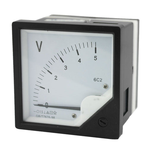 6C2 Analog DC Voltmeters from PMD Way with free delivery worldwide