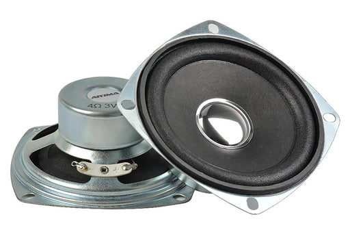 78mm 4 Ohm 3 Watt Speakers in packs of two from PMD Way with free delivery worldwide