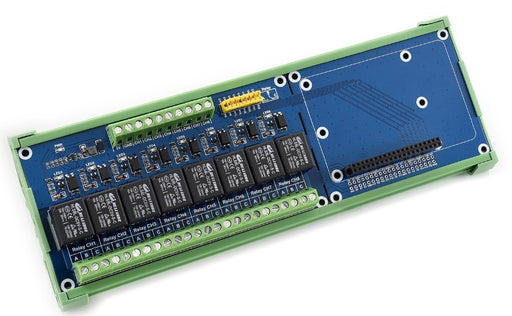 Eight Channel Relay Board for Raspberry Pi from PMD Way with free delivery worldwide