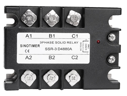 3 Phase Solid State Relay 80A DC-AC from PMD Way with free delivery worldwide