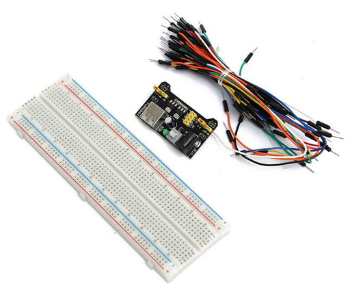 830 Point Breadboard Starter Kit from PMD Way with free delivery worldwide