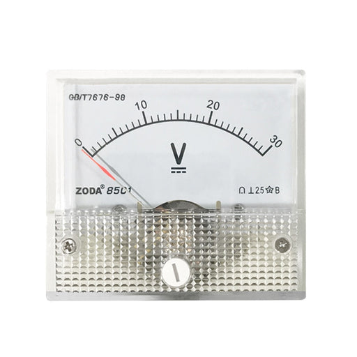 85C1 Analog DC Voltmeters from PMD Way with free delivery worldwide
