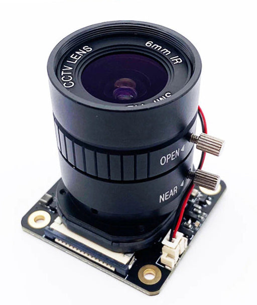 High Quality 8mm 12.3MP Camera for Raspberry Pi from PMD Way with free delivery worldwide