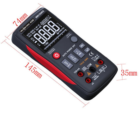 9999 Count True RMS Auto Ranging Digital Multimeter from PMD Way with free delivery worldwide