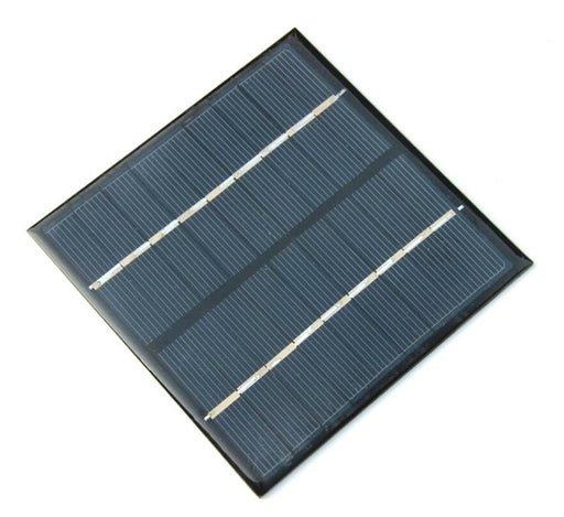 9V 220mA Solar Panel from PMD Way with free delivery worldwide