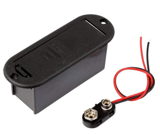 Internal 9V Battery Holder from PMD Way with free delivery worldwide