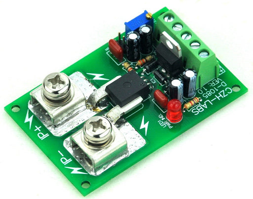 Measure large currents with ACS758 +/- 50 Amp AC/DC Current Sensor Module from PMD Way with free delivery worldwide