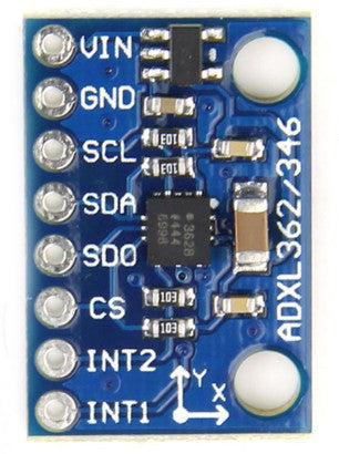 Great value ADXL362 Digital Triple Axis Accelerometer Breakout from PMD Way with free delivery worldwide