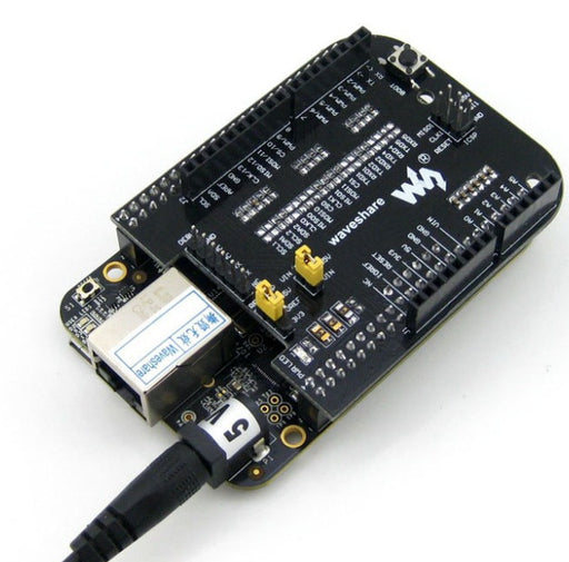 Add Arduino shields to your BeagleBone Black with the Arduino Shield Interface Cape for BeagleBone Black from PMD Way with free delivery worldwide