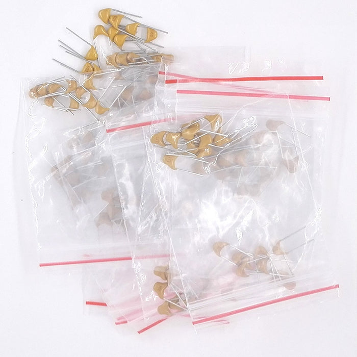 Great value Assorted 50V Monolithic Capacitor Pack - 180 Pieces from PMD Way with free delivery worldwide