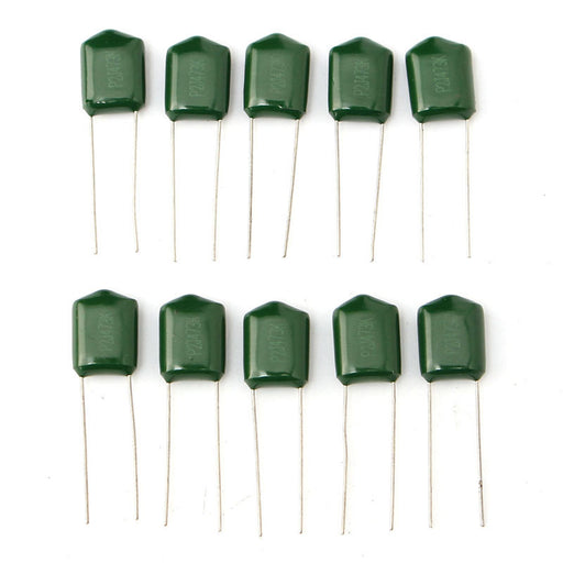 Great value Assorted 630V Polyester Capacitor Kit - 140 Pieces from PMD Way with free delivery worlwide