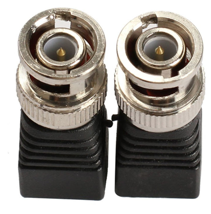 Useful twin packs of BNC Plug to Terminal Block adaptors from PMD Way with free delivery worldwide