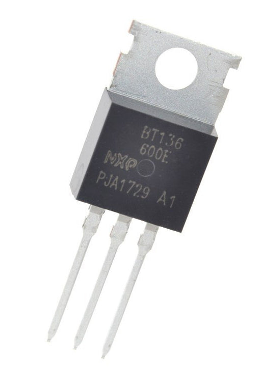 BT136-600 Triac 600V 4A in packs of 100 from PMD Way with free delivery worldwide