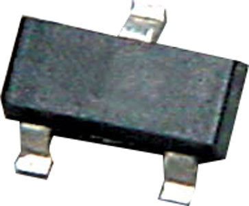 Quality 15V BZX84-C15V SOT-23 Zener Diodes in packs of 100 from PMD Way with free delivery worldwide