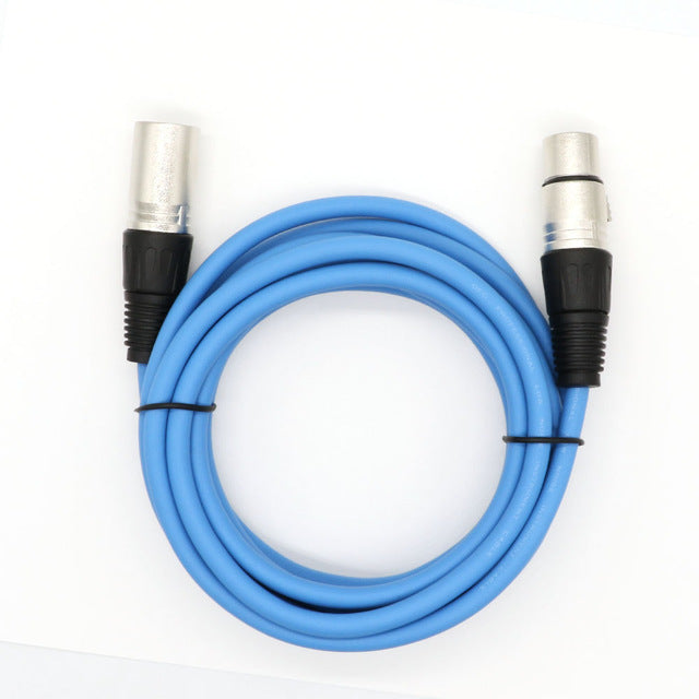 Quality Balanced XLR Male to Female Cables from PMD Way with free delivery worldwide