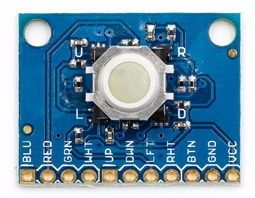 Create interesting user interfaces with the Blackberry Trackball Breakout Board Module from PMD Way with free delivery worldwide