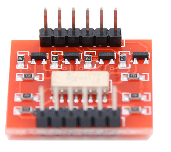 Great value Compact 4 Channel Optocoupler Modules in packs of ten from PMD Way with free delivery worldwide