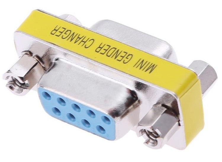 Quality DB9 Female to Female Adaptor from PMD Way with free delivery worldwide