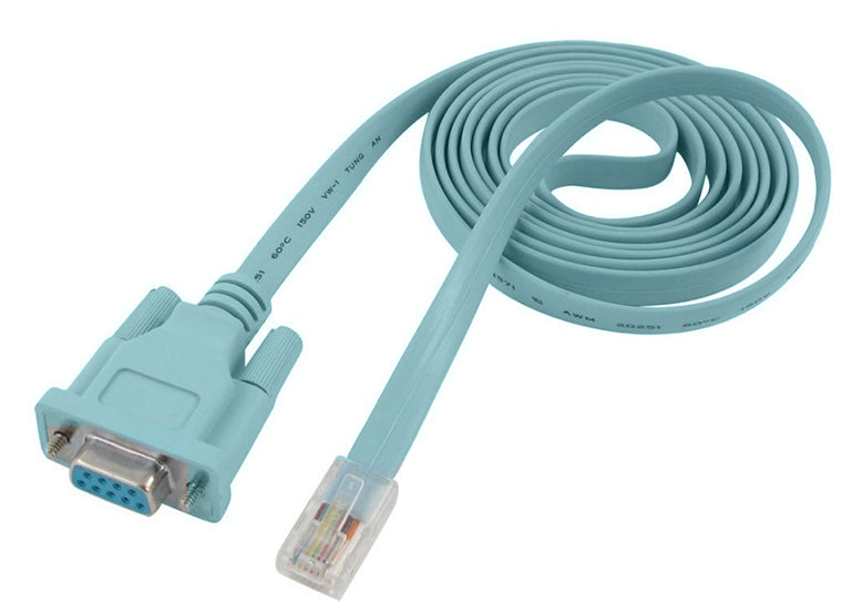 Useful DB9 To RJ45 Adapter Cable from PMD Way with free delivery worldwide