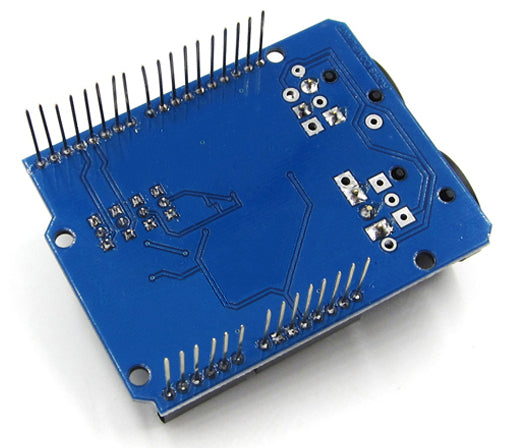 Control lighting and more with the DMX Shield for Arduino from PMD Way - with free delivery, worldwide