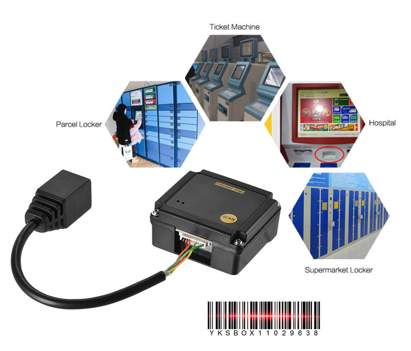 Great value Embedded CCD Barcode Scanner Module from PMD Way with free delivery, worldwide