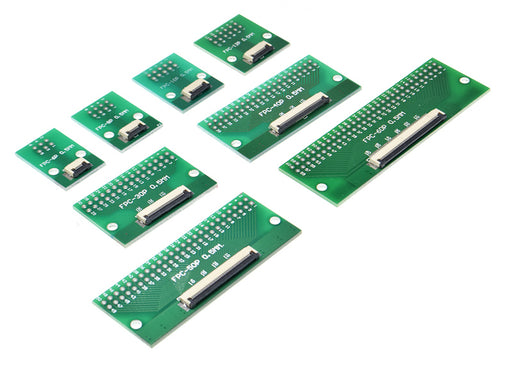 SMT Breakout Boards from PMD Way