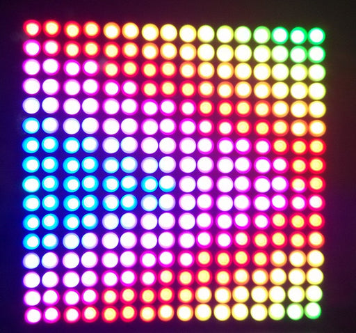 Flexible SK6812 16x16 256 RGB LED Panel from PMD Way with free delivery worldwide